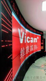 北京|天津0拼缝液晶拼接显示屏|无缝拼接屏
