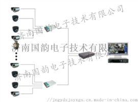 智能动态视频监控系统