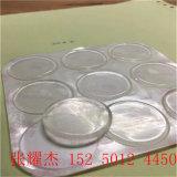 南京透明胶垫、玻璃透明脚垫、防撞透明胶垫