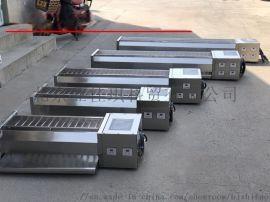 无烟黑金刚燃气直管烤炉-不锈钢黑金刚液化气烧烤炉