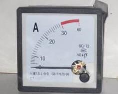电压电流表(72型)