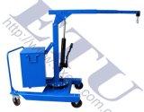 ETU易梯优, 手动型可旋转式平衡重单臂吊 单臂小吊车 360度旋转