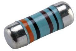贴片色环电阻0204