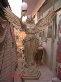 玻璃钢欧式人物雕塑