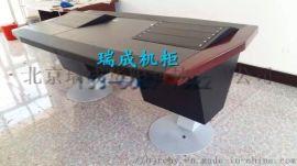 播音桌录音棚工作台音频控制台音乐调音台桌子