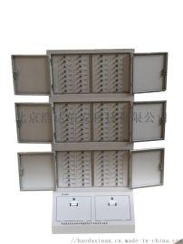 32格手机屏蔽柜、钢制手机存放柜、浩达信安手机柜