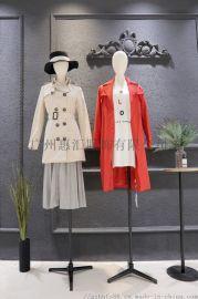 品牌折扣連衣裙 杭州外貿尾貨服裝批發市場在哪裏批發