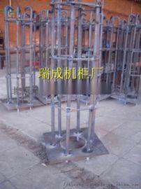 监控立杆不锈钢杆子摄像 机立柱室外道路八角杆