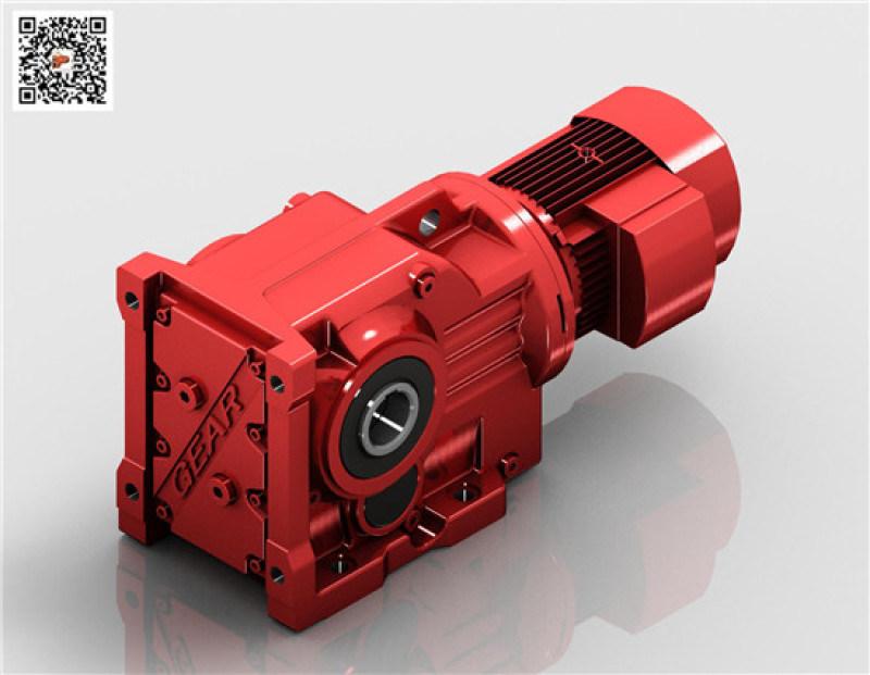 K37减速机|K型齿轮减速机(迈传)减速机专业定制