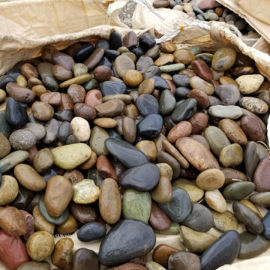 天然鹅卵石滤料_鹅卵石滤料价格_重庆鹅卵石厂家。