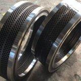 木屑顆粒機壓輪總成-560型立式顆粒機模具