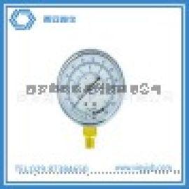 西安鑫仪冷媒压力表(氟压表)