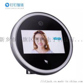 智能前台 M2人脸识别考勤机 打卡机