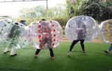 趣味运动器材充气透明碰碰球复合材料耐用