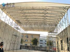 悬空式自动帐篷 特制PVC阻燃布帆布面料