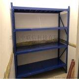 河北廠家直銷藍色貨架 家用置物架  庫房倉儲貨架
