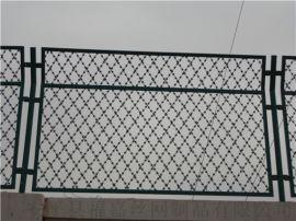 白城监狱钢网墙 监狱刀刺防护网 监狱围墙网