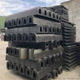 橡胶平交道铺面板 铁路橡胶道口板