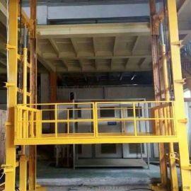 导轨升降货梯厂供应佰旺牌导轨式升降货梯液压货梯