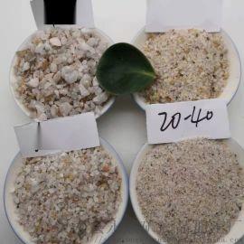 鹤壁石英砂10-20目 永顺喷砂用石英砂多少钱