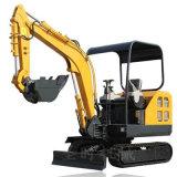 银川国产小型挖掘机厂家 公路维护微型挖掘机