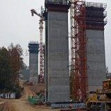 重庆通达75型高墩安全爬梯组合式安全爬梯之字爬梯