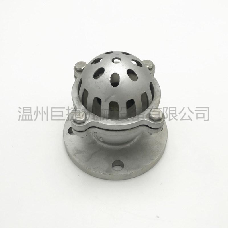 H42W-16P 不锈钢法兰底阀法兰底阀水泵底阀