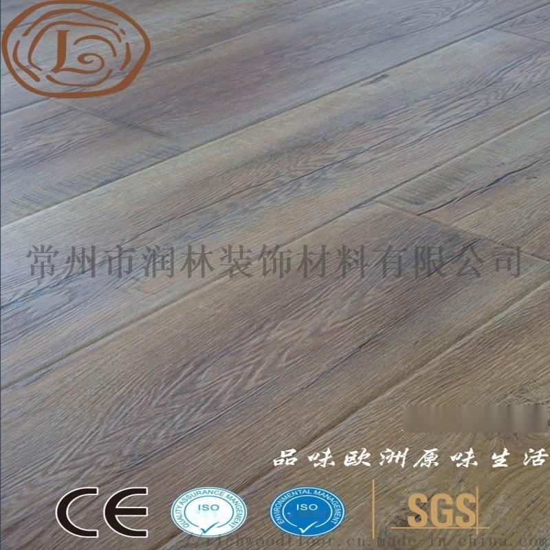 高密度同步對花家用木地板