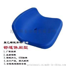 中空吹塑座椅、厂家直销看台座椅、中空塑料椅、格泰座椅、美观大方座椅