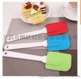 加工食品級硅膠蛋糕刮刀奶油抹刀脫模刀烘焙專用刀廚房用品用具耐高溫