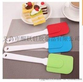 加工食品级硅胶蛋糕刮刀奶油抹刀脱模刀烘焙专用刀厨房用品用具耐高温