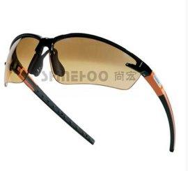 防雾防化防刮擦防冲击眼镜代尔塔101110