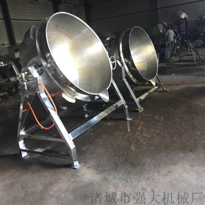 北京燃气卤煮夹层锅  卤煮摊用的不锈钢夹层锅