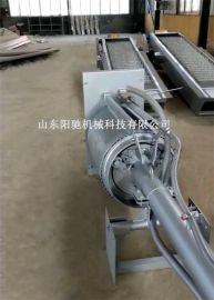 转鼓式格栅机 螺旋格栅除污机 转鼓式细格栅