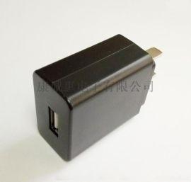 5V3A欧规/美规 CE/UL光面充电器