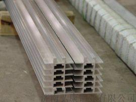 铝滑槽 导轨 滑轨 6063滑槽 铝合金滑道