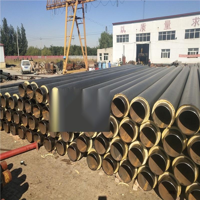 宜昌 鑫龍日升 地埋式聚氨酯保溫管dn65/76發泡聚氨酯保溫管