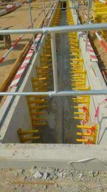 承重玻璃钢电缆支架脚手架 电缆隧道电缆支架