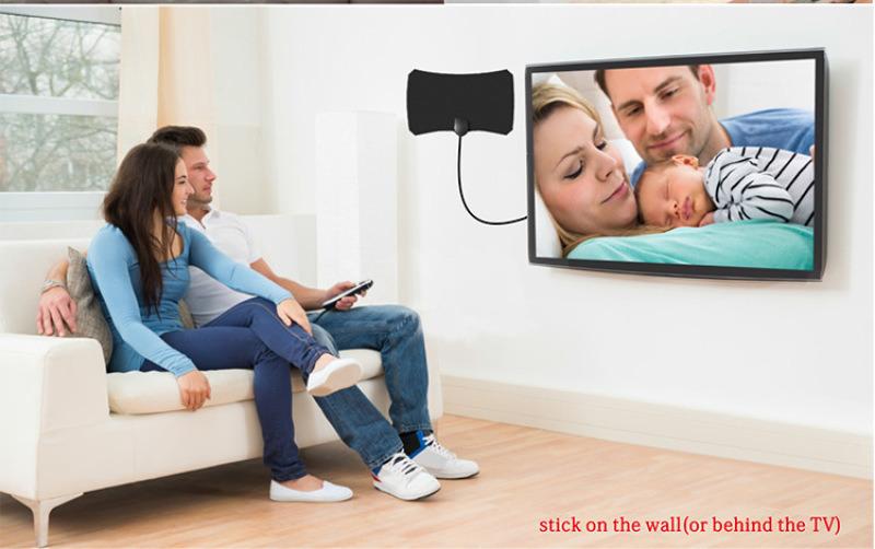 不规则联盟者高清HDTV电视天线