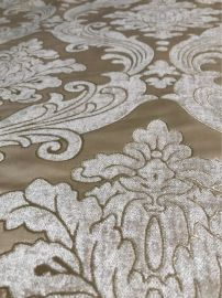 欧式雪尼尔提花布沙发布 加厚雪尼尔装饰面料 现货供应