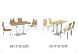 2018年新款 食堂餐桌椅