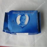 护肤消毒湿巾生产厂家_湿巾新价格_供应多种出口护肤消毒湿巾