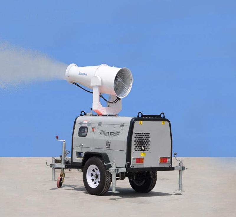 喷雾降尘车RWJC21 品种齐全 性价比1高