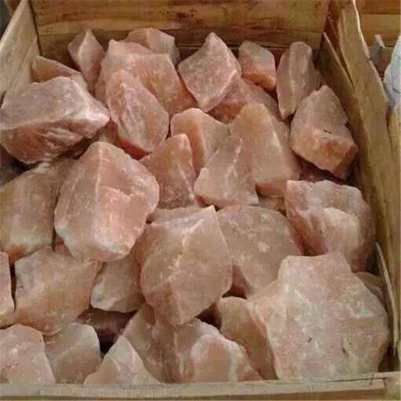 供应天然水晶岩盐 水晶盐块 水晶盐砖 水晶盐皂