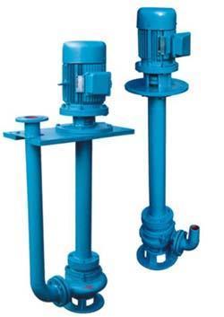 YW型液下排污泵, YW雙管液下排污泵, YW單管液下排污泵