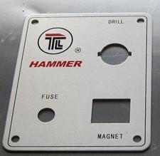 铝标牌印刷、电气铭牌、不锈钢铭牌