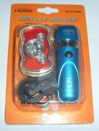 LED自行车灯前灯
