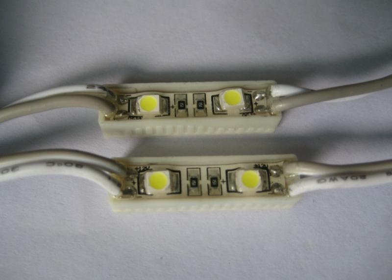 2灯3528防水小模组