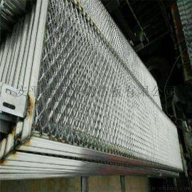防眩网高速公路桥梁隔离防护防眩网高速防眩网