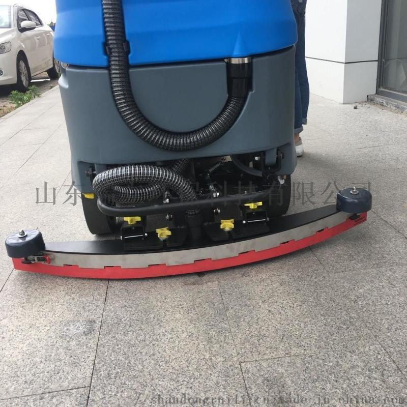全自動駕駛式洗地機商場超市車庫拖地擦地機